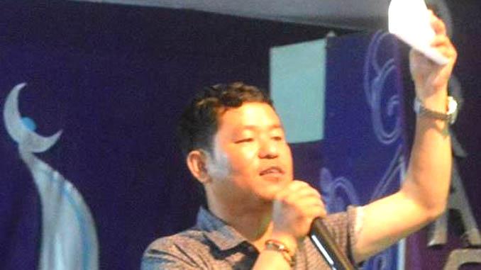 Lyricist Tirtha Tamang. Picture: Tirtha Tamang's Facebook