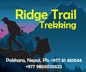 Ridge Trail Trekking  Pvt. Ltd.