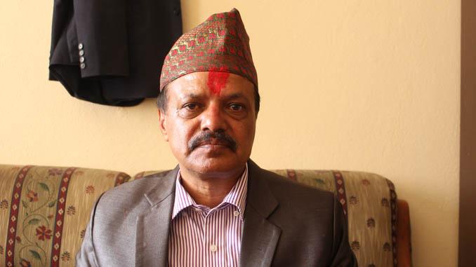Bhawani Baral