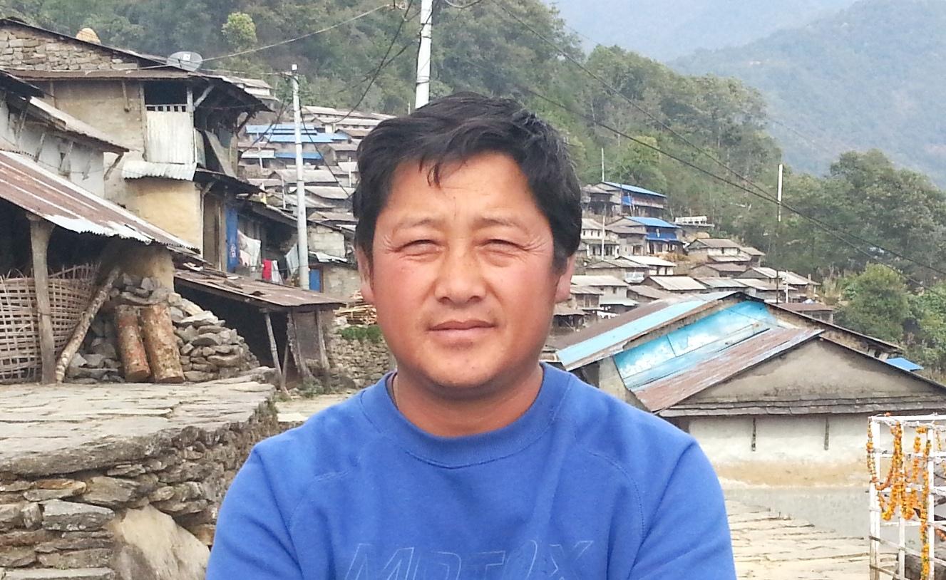 Paras Gurung