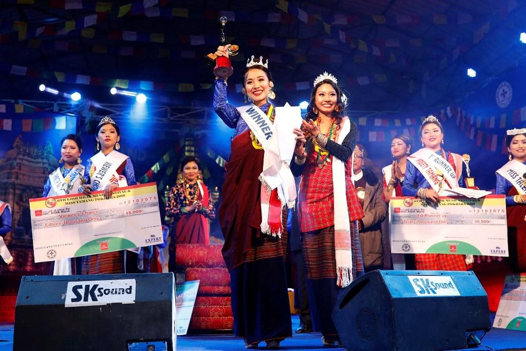 Miss Tamang 2019