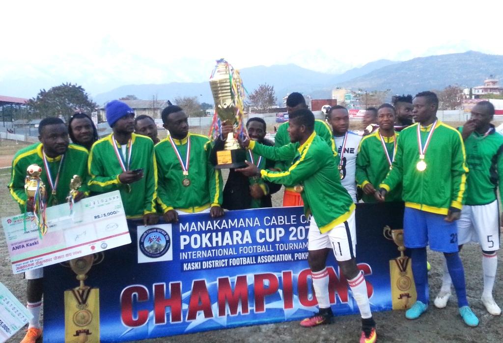 Pokhara Cup final