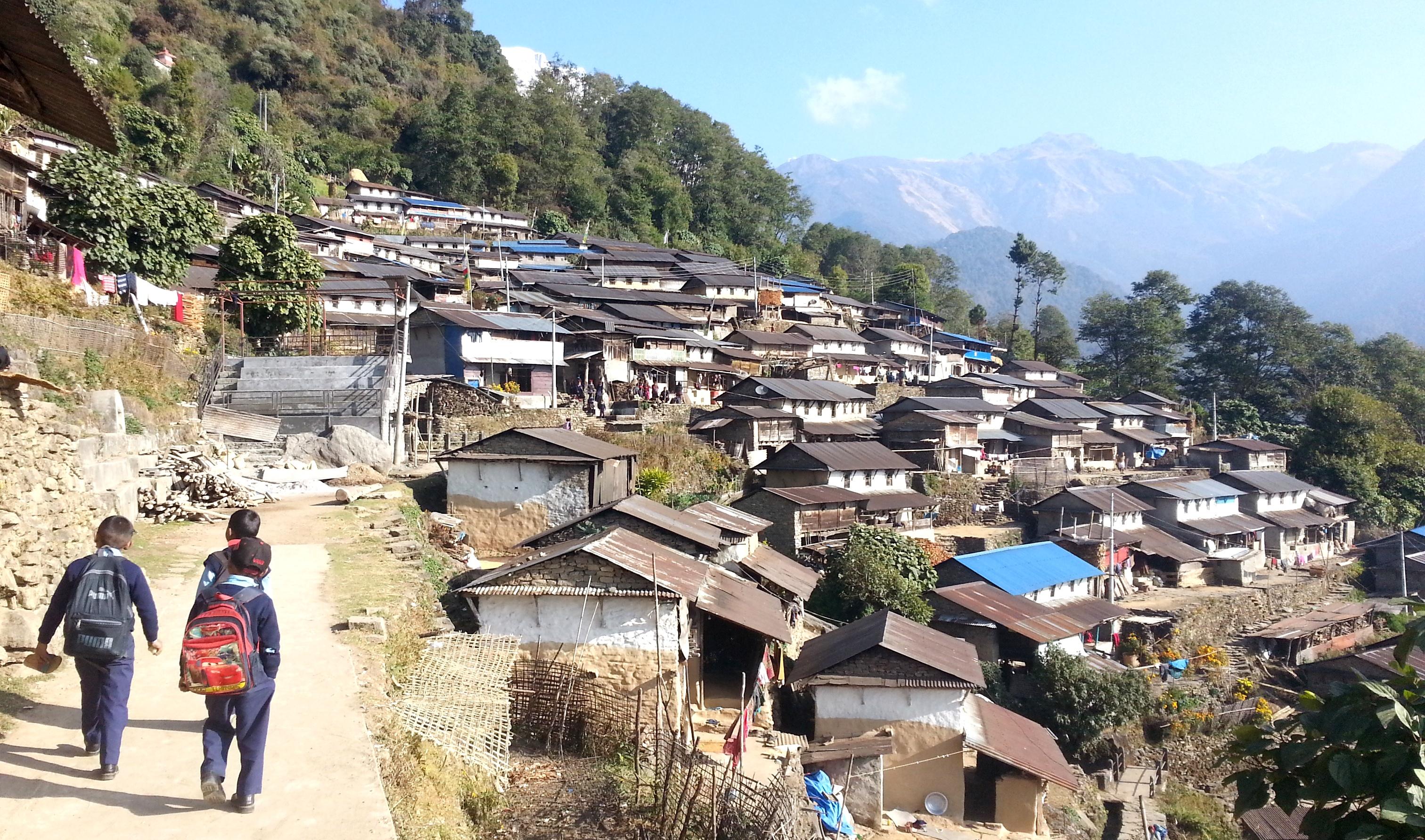 Sikles village pic