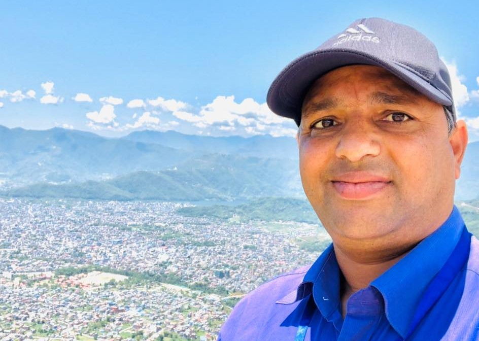 Indra Poudel